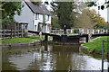 SU3268 : Lock, Kennet & Avon Canal by N Chadwick