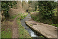 ST6563 : Byway at Tucking Mill by Guy Wareham