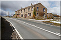 SD8216 : Cheesden, Row of Cottages on Edenfield Road by David Dixon