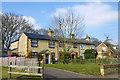 TL1237 : Cottages, Gravenhurst Road, Campton by Robin Webster