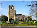 TL1344 : Old Warden church by Robin Webster