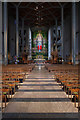SP3379 : Nave, St Michael's Cathedral, Coventry by Julian Osley