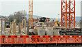 "J3374 : Block ""A"", University of Ulster site, Belfast (March 2016) by Albert Bridge"