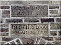 ST6255 : Methodist dates by Neil Owen