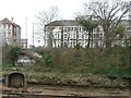 ST5772 : Storm drain, south bank of the New Cut, Bristol by Christine Johnstone