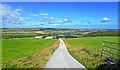 NZ9501 : Fylingdales County Parish by Scott Robinson