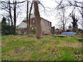 SJ9394 : Methodist burial ground at Haughton Green by Gerald England