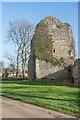 TR2741 : Gatehouse, St Radegund's Abbey by Ian Capper