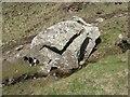 SM7227 : Erratic boulder by Jonathan Wilkins