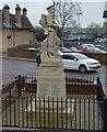 TQ6745 : Paddock Wood War Memorial by N Chadwick