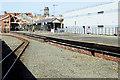 SN5881 : Vale of Rheidol Railway, Aberystwyth Station by David Dixon