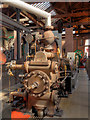 SJ8397 : The Firgrove Mill Engine at the Museum of Science and Industry by David Dixon