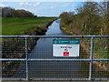 TL2398 : Ball Bridge crossing Moreton's Leam Drain by Mat Fascione