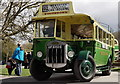 TQ0211 : Amberley Spring Bus Gathering 2016 by Peter Trimming