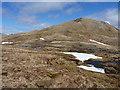 NN0199 : Plateau of Gairich Beag by Richard Law
