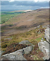 SE0055 : View from Embsay Crag (3) by Stephen Richards