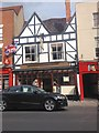 SO8932 : The Nottingham Arms, Tewkesbury by Chris Whippet