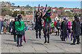 NZ8910 : Goth Morris Dancers, Whitby, Yorkshire : Week 17