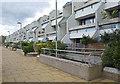 TQ2886 : Sandstone Place, Whittington Estate, Highgate New Town by Julian Osley