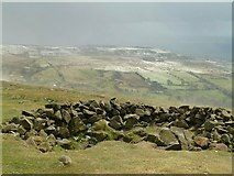 SO5976 : Snow on Hoar Edge by Alan Murray-Rust
