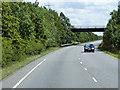 TF1444 : Bridge (Littleworth Drove) over the Heckington Bypass by David Dixon