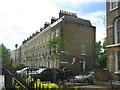 TQ3682 : Rodney Terrace, Mile End Road by Christopher Hilton