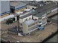 TQ3980 : Building by River Thames by Oast House Archive