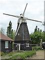 TL5875 : Soham, Northfield Mill by Chris Allen