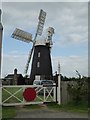 TL3868 : Over Windmill by Chris Allen