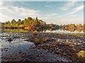 NH5841 : Loch Dionach by valenta