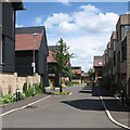 TL4454 : Trumpington: Royal Way by John Sutton