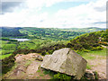 SJ9571 : The view from Tegg's Nose by Graham Hogg
