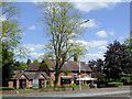SJ8700 : The Crown Inn at Wergs near Wolverhampton by Roger  Kidd