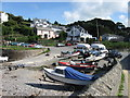 SX0080 : Port Gaverne, Cornwall by Derek Voller