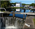 NS8680 : Union Inn and Falkirk Bottom Lock No 16 : Week 22