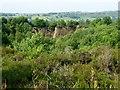 SD7114 : Cox Green Quarry by Philip Platt