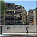 TQ3180 : Demolition, Stamford Street : Week 23