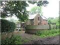 SJ3078 : Lodge, School Lane, Hinderton by John Slater