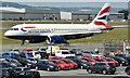 J3775 : G-EUOE, Belfast City Airport (June 2016) : Week 24