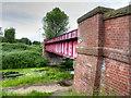 "SD7807 : Manchester, Bolton and Bury Canal, Bridge 17e (""The Red Bridge"") by David Dixon"