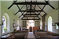 TL0117 : St Mary Magdalene, Whipsnade - West end by John Salmon