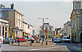 SS7125 : South Molton, the Square 1995 by Ben Brooksbank