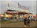 NZ2466 : Sea Storm, Hoppings funfair, Newcastle upon Tyne by Graham Robson