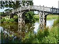SO8844 : Chinese Bridge, Croome Park : Week 26