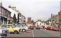 NY7708 : Kirkby Stephen: Market Street, 1995 by Ben Brooksbank