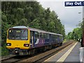 SE2334 : Huddersfield train passing Bramley by Stephen Craven