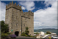 O2627 : Castles of Leinster: Bullock's Castle, Dalkey, Co. Dublin (1) by Mike Searle