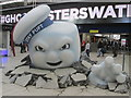 TQ3179 : Stay Puft Marshmallow Man, Waterloo Station : Week 28
