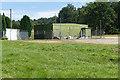 SU8952 : DCCT building, Ash Ranges by Alan Hunt