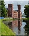 SD6928 : Daisyfield Mill, Blackburn : Week 29